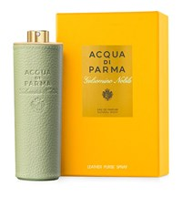 Acqua Di Parma Gelsomino Nobile Leather Purse Spray Edp 20Ml Female