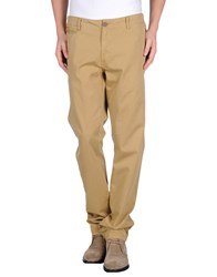 Napapijri Trousers Casual Trousers Men Camel