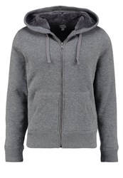 Gap Tracksuit Top Heather Grey