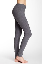 Shimera Wide Waist Band Legging Gray