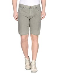 Maison Clochard Denim Denim Bermudas Men