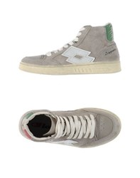 Lotto Leggenda Footwear High Tops And Trainers Women