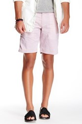 Howe Switchstance Stripe Reversible Short Pink