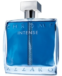 Chrome Intense By Azzaro Eau De Toilette Spray 3.4 Oz