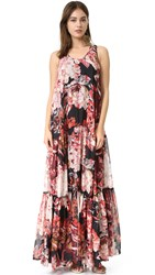 Elizabeth And James Izzie Layered Gown Multi