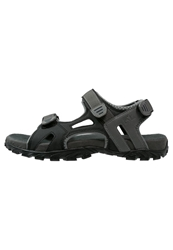 Lumberjack Tobia Walking Sandals Black Dark Grey
