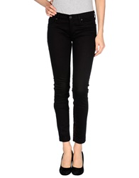 Hudson Denim Pants Black