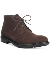 Alfani Men's Max Chukka Boots Only At Macy's Men's Shoes Brown