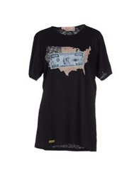 Ean 13 T Shirts Black