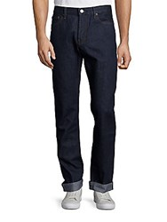 Dl1961 Carter Straight Fit Cotton Jeans Kennedy