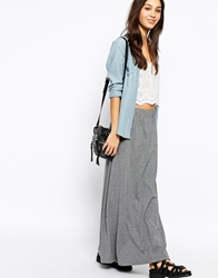Esprit Maxi Skirt Grey