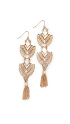 Adia Kibur Lola Earrings Gold