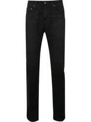 Ag Jeans Slim Fit Black