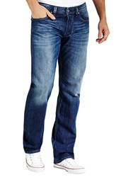 Diesel Larkee Straight Jeans Blue 8Xr