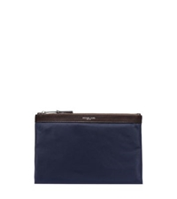 Michael Kors Kent Nylon Travel Pouch Indigo