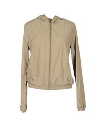 Post Card Jackets Khaki