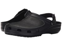Crocs Yukon Mesa Clog Black Black Men's Clog Shoes