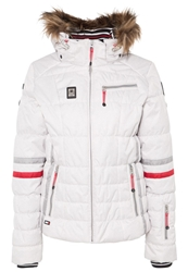 Icepeak Carly Ski Jacket Beige