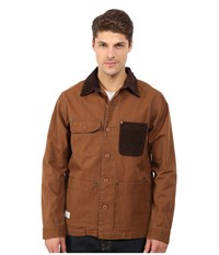 Matix Clothing Company Mortar Jacket Caramel Men's Jacket Brown