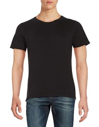 Selected Cotton Tee Black