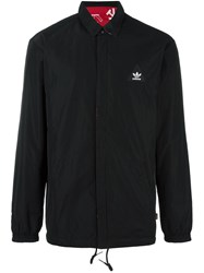 Adidas 'Hu Race' Jacket Black