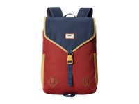 Vans Nelson Backpack Russet Color Block Backpack Bags Red