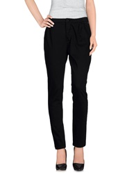 Soallure Casual Pants Black
