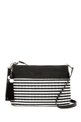 Shiraleah Allegra Clutch Crossbody Bag Black