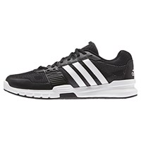 Adidas Essential Star 2.0 Men's Cross Trainers Black White