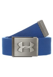 Under Armour Belt Squadron Graphite Blue