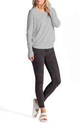 Women's Lamade Long Sleeve Thermal Tee With Thumbhole Cuffs