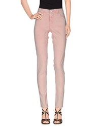 Naf Naf Denim Denim Trousers Women Pink