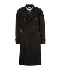 Burberry London The Westminster Long Heritage Trench Coat Male