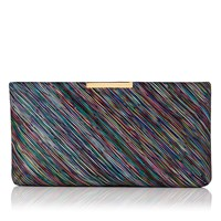 Lk Bennett Flora Clutch Bag Multi Coloured
