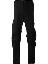 Lost And Found Tapered Trousers Black