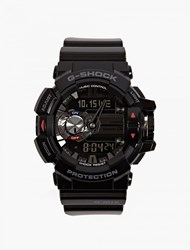 Casio Black Gba 400 G Mix Watch