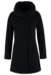 Comma Classic Coat Black