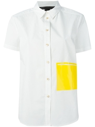 Marc By Marc Jacobs Printed Square Shirt