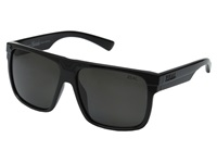 Zeal Optics Eldorado Black Gloss Dark Grey Polarized Lens Sport Sunglasses