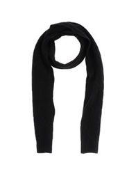 Ralph Lauren Oblong Scarves Black