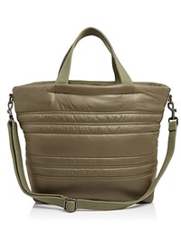 Deux Lux Nyc Nylon Tote Olive