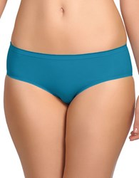 Jockey Low Rise Hipster Panties Real Turquoise