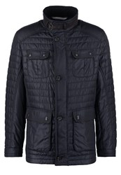 Bugatti Light Jacket Marine Dark Blue
