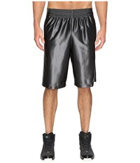 Adidas Basic Shorts 4 Dark Grey Heather Solid Grey Grey Men's Shorts Black