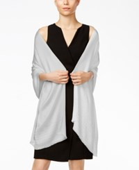 Inc International Concepts Gemstone Wrap Only At Macy's Silver