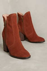 Anthropologie Seychelles Lory Penny Boots Honey