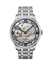 Tissot Chemin Des Tourelles Squelette Men's Watch 42Mm