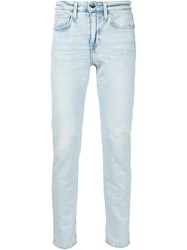 Levi's Made And Crafted Slim Fit Jeans Blue