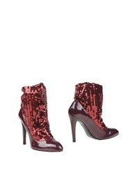 Viktor And Rolf Footwear Ankle Boots Women