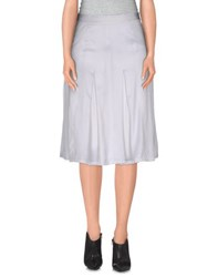 Gianfranco Ferre Gf Ferre' Skirts Knee Length Skirts Women